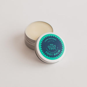Little Olive Tree - Foot Balm