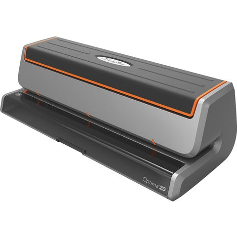 ACCO Brands Corporation Optima 20 Electric Three-hole Punch