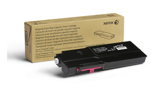 Xerox VersaLink C400 C405 Extra High Capacity Magenta Toner Cartridge (8000 Yield)