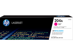 HP 204A (CF513A) Color LaserJet Pro MFP M180 Magenta Original LaserJet Toner Cartridge (900 Yield)