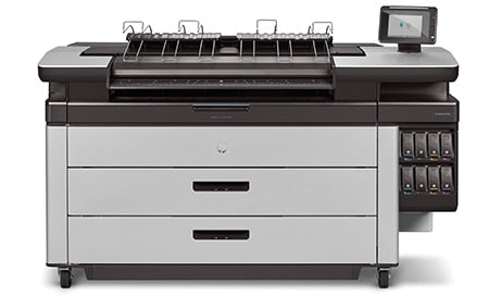 HP PageWide XL 6000 40-in Printer with High-capacity Stacker and PostScript/PDF