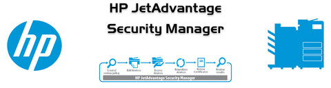 HP Jet Advantage Security Manager