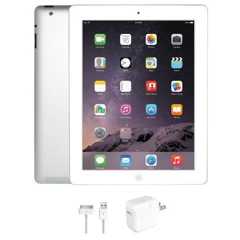 e-Replacements iPad 2 16GB White Refurb