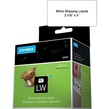 "3M LabelWriter Shipping Labels, 2-1/8"" x 4"", 30323"