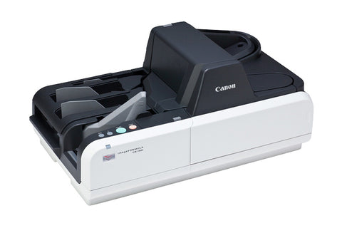 Canon, Inc IMAGEFORMULA CR-190I II CHEQUE TRANSPORT 1200DPI ADF