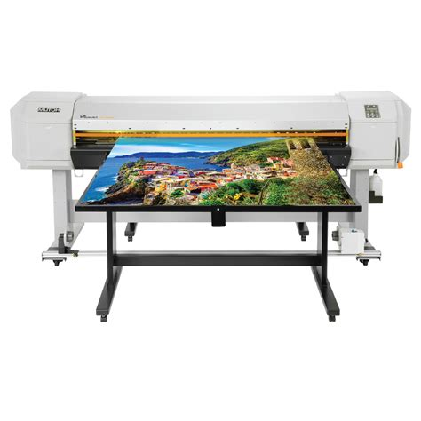 "Mutoh ValueJet 1638UH 64"" UV-LED Hybrid Dual Head"