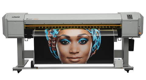 "Mutoh ValueJet 1638UR  64"" UV Roll to Roll w/Take-up"