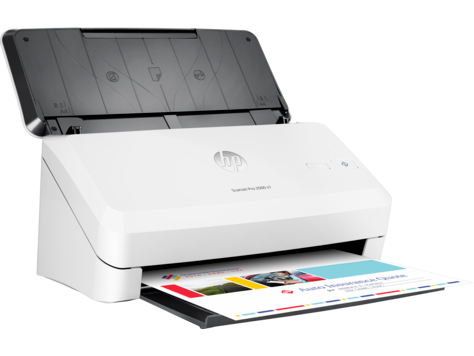 HP HP Scanjet Pro 2000 s1 Sheetfed Color Scanner