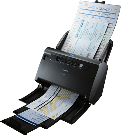 Canon, Inc imageFORMULA DR-C240 Office Document Scanner