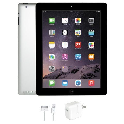 e-Replacements iPad 2 16GB Black Refurb