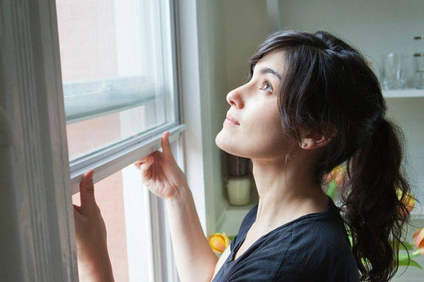 Why the government is encouraging people to open their windows this winter