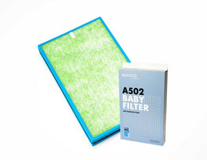 A502 BABY Replacement Filter for P500