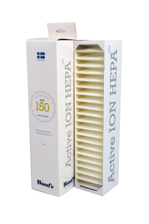 Woods Gran 900 Air Purifier HEPA ION Filter Pack