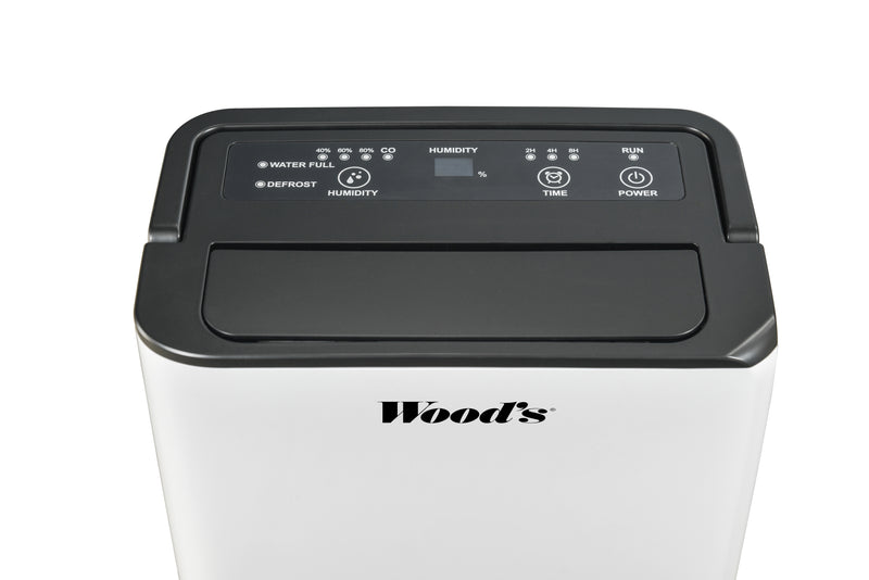 Wood's Compact MDK11 Greener Dehumidifier