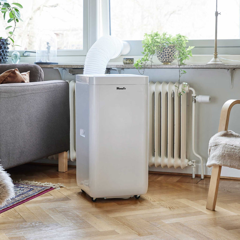 Wood's Milan 9K WiFi enabled Air Conditioner