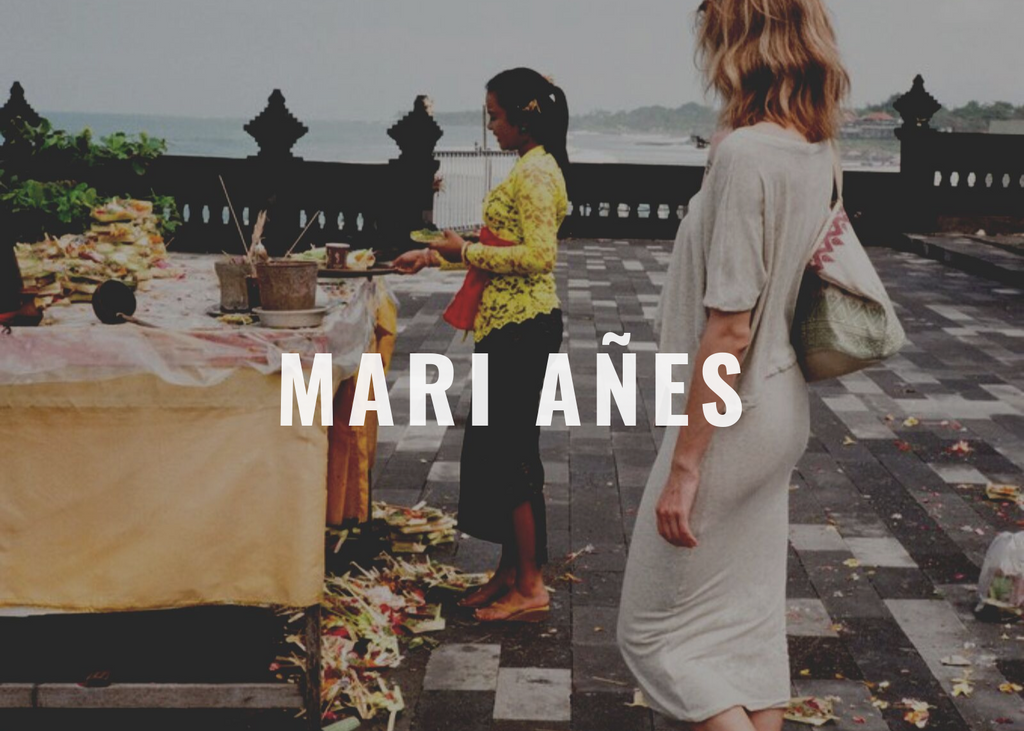Interview with.. Mari Anes
