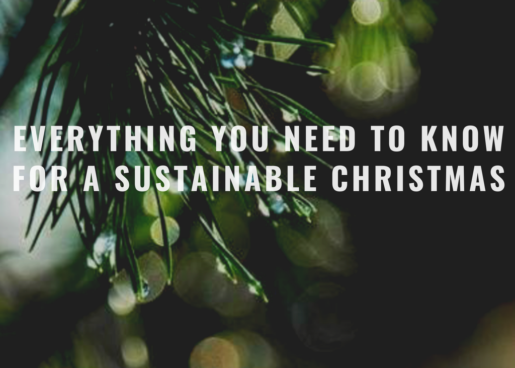 Everything You Need to Know for a Sustainable Christmas
