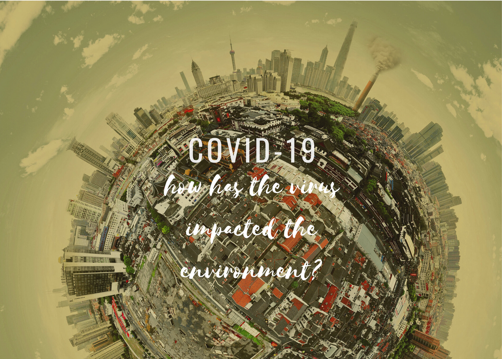 Coronavirus - the real impact Covid-19 has had on the environment.