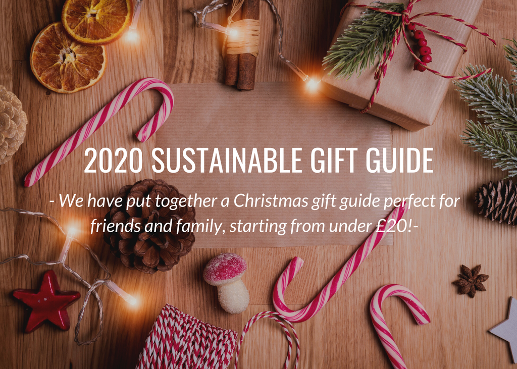 Sustainable Christmas Gift Guide For Her