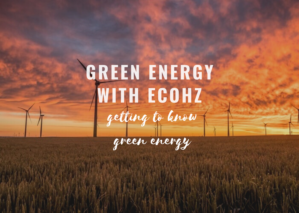 Get to know EcoHz... the company re-defining green energy