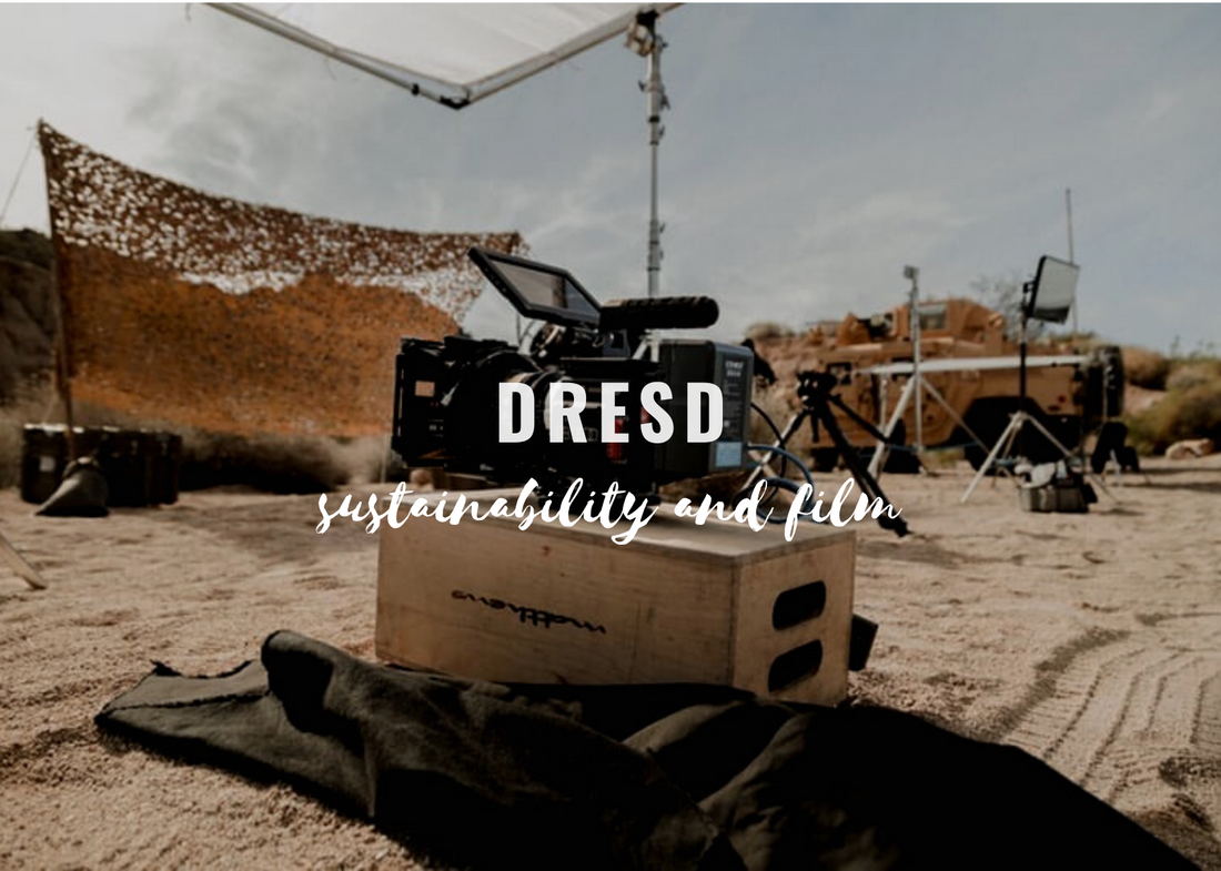 WASTE NO MORE: sustainability in fashion and film with Dresd
