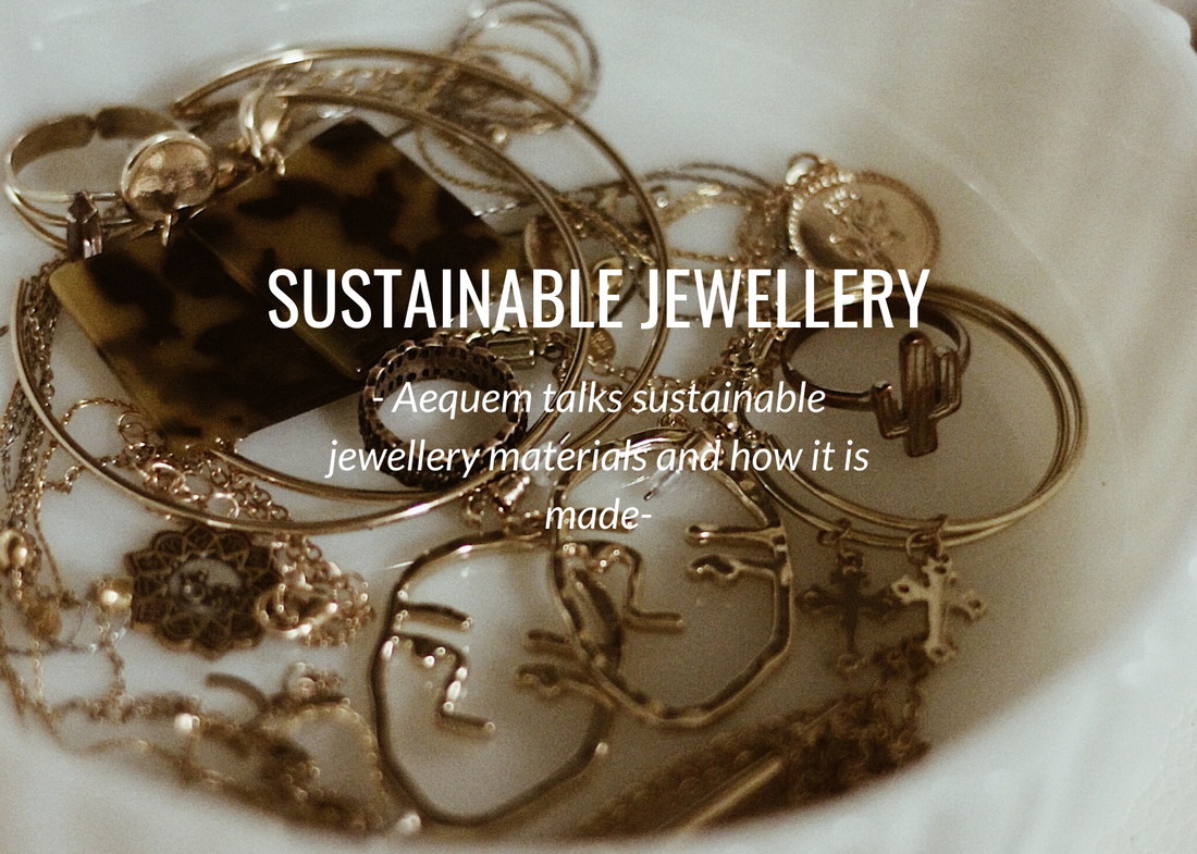 Sustainable jewellery worth adding to your collection!