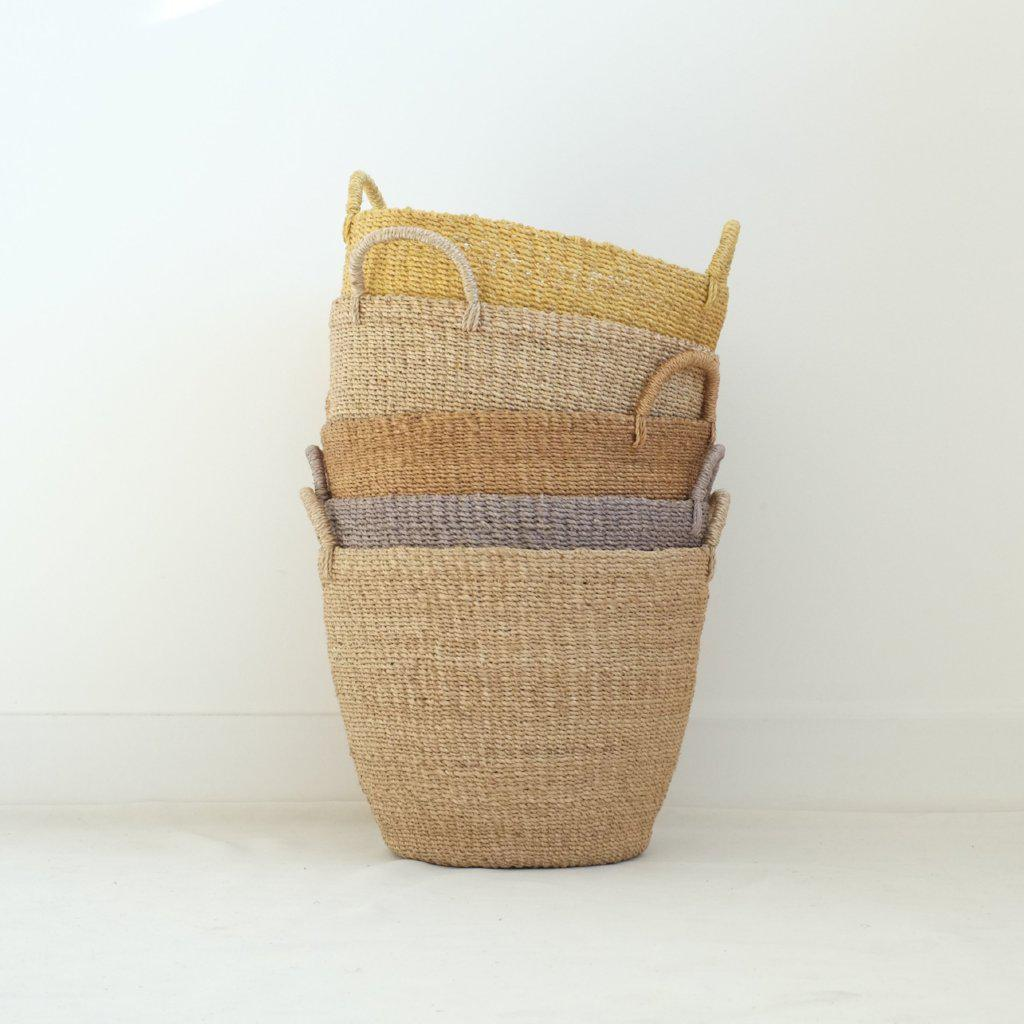 INNÉ Studios-Yana Tapered Basket- Sustainable -aequem.com