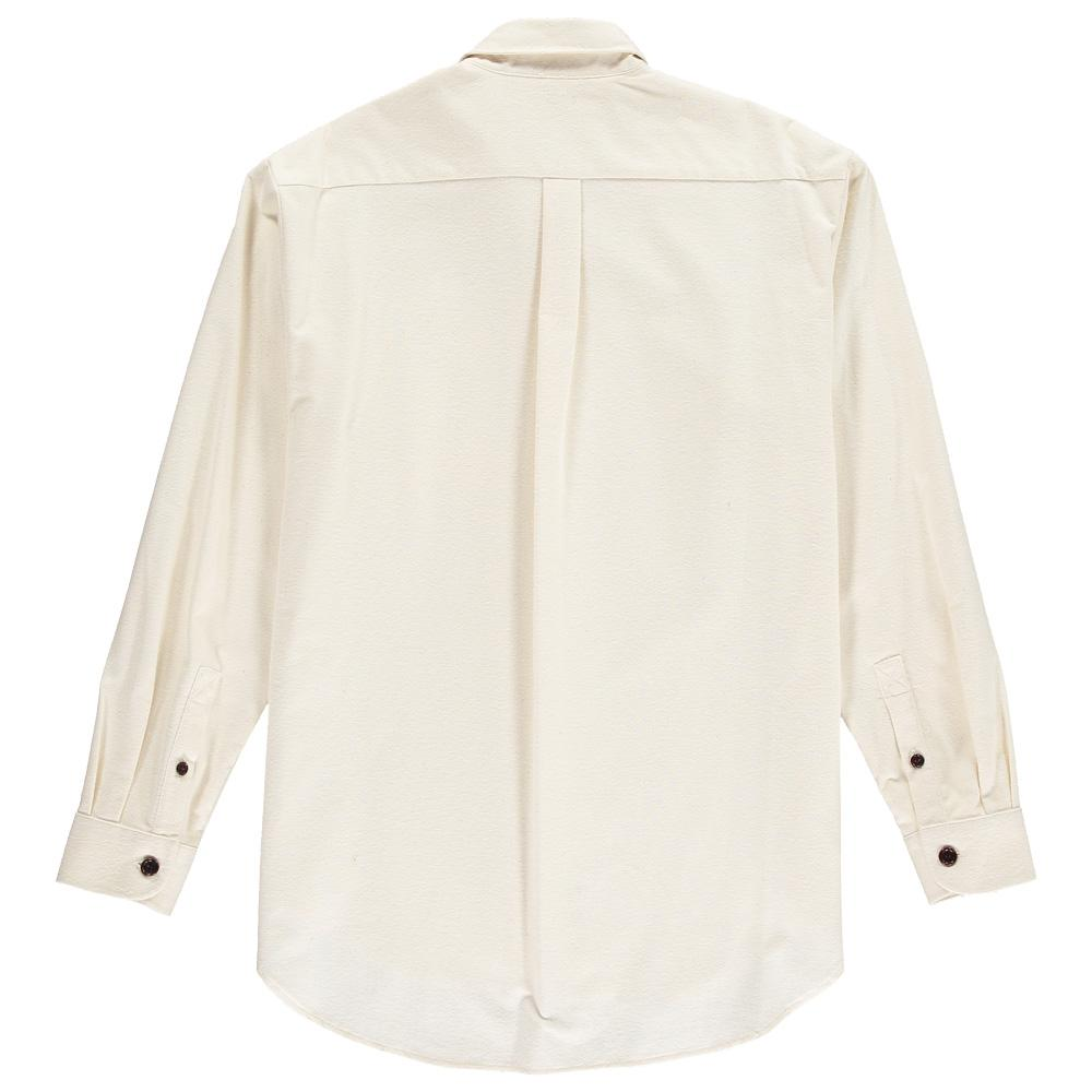 Aequem.com Shop Men's Ethical Fashion & Men's Sustainable Fashion Brushed Organic Cotton Shirt-Shirts-Lyme Terrace (UK)