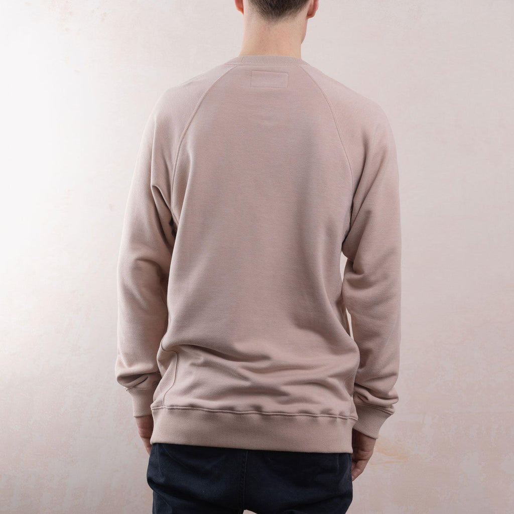 Aequem.com Shop Men's Ethical Fashion & Men's Sustainable Fashion Organic Cotton and Recycled Polyester Desert Men's Sweatshirt-Sweatshirts-Lyme Terrace (UK)