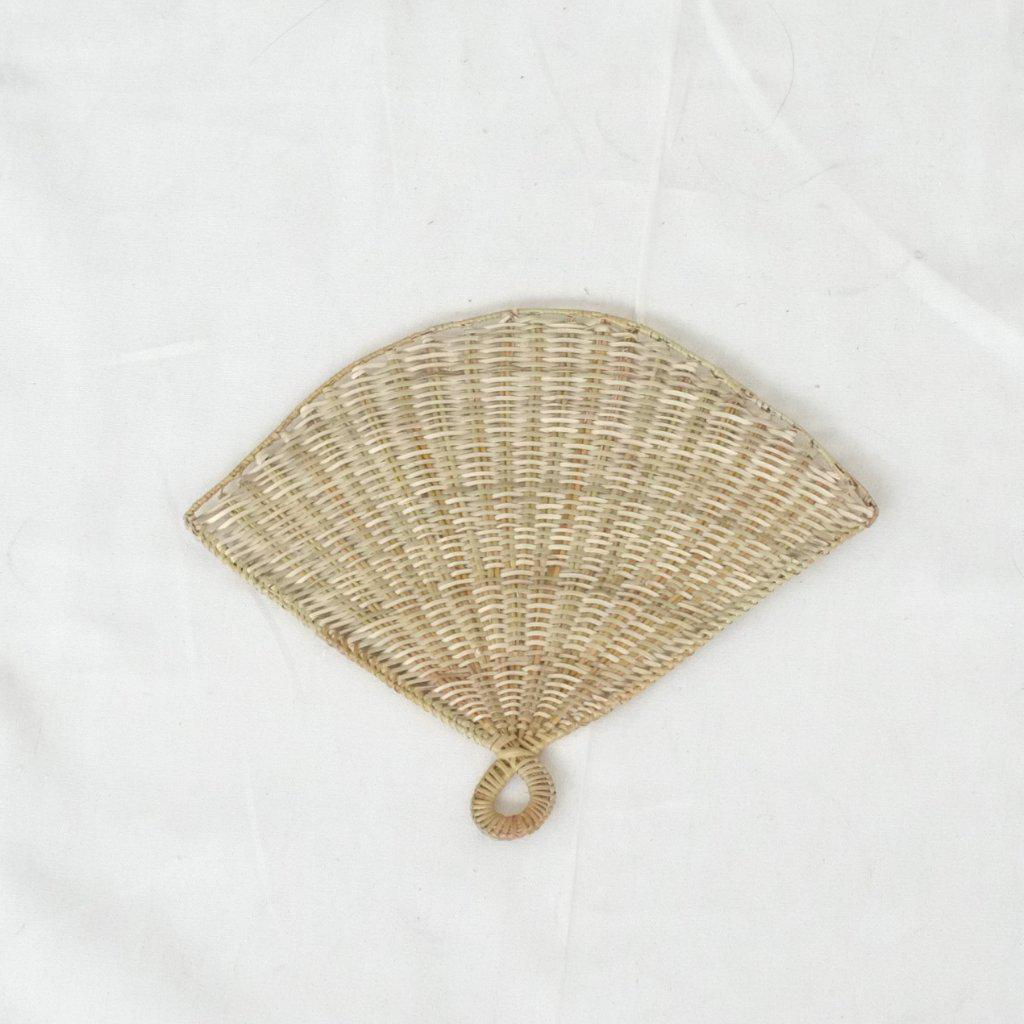 Aequem.com Shop Women's Ethical Fashion & Women's Sustainable Fashion Abanico Bamboo Fan-Accessories-INNÉ Studios