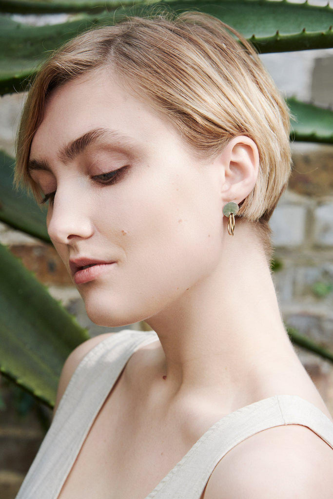 Aequem.com Shop Women's Ethical Fashion & Women's Sustainable Fashion Earring-rings-Jewellery-Another Jewel