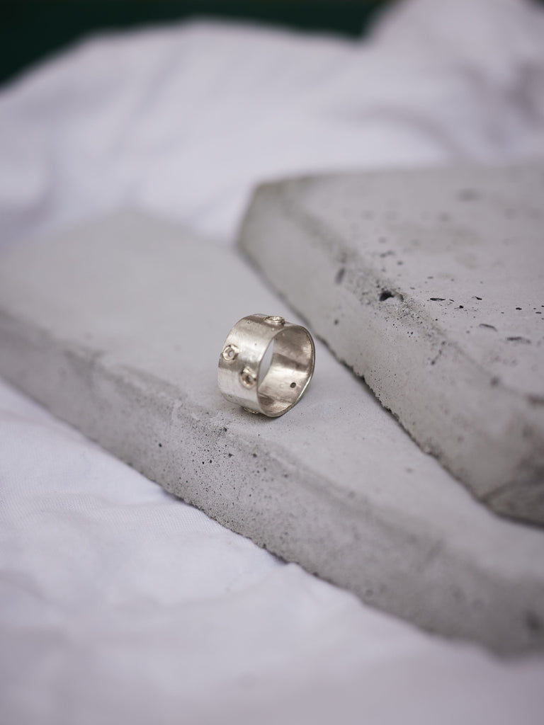 Aequem.com Shop Women's Ethical Fashion & Women's Sustainable Fashion OCTOPUSSY RING-Jewellery-Another Jewel