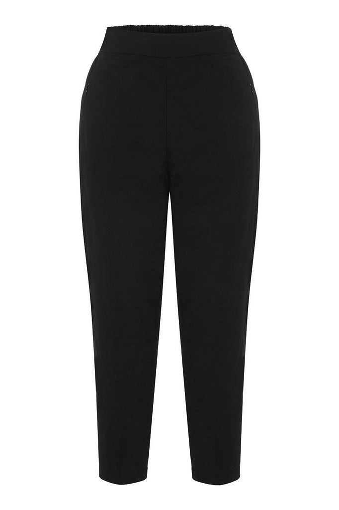 Aequem.com Shop Women's Ethical Fashion & Women's Sustainable Fashion Panelled Trousers-Bottoms-Asmuss Clothing (UK)