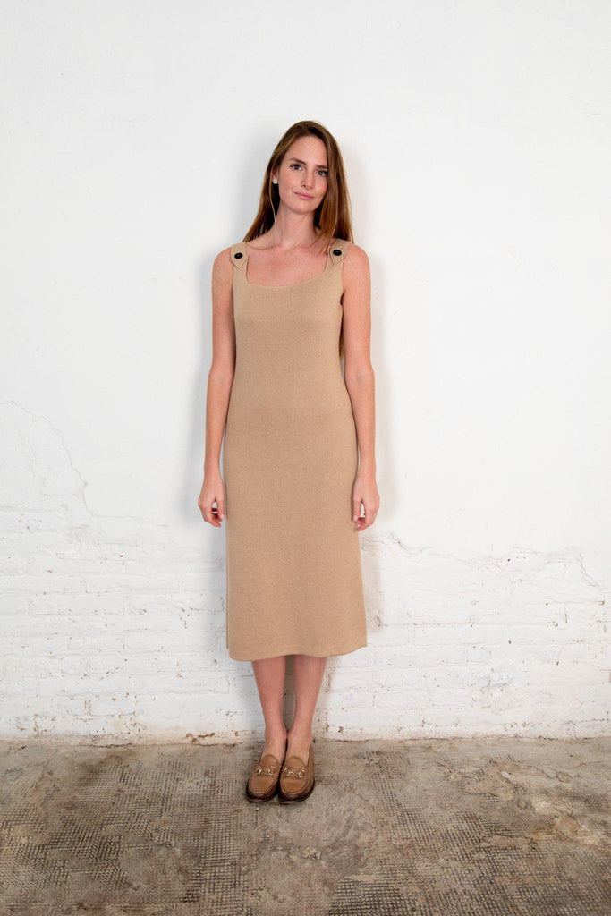 Aequem.com Shop Women's Ethical Fashion & Women's Sustainable Fashion Pevic Dress-Dresses-The Nordic Leaves