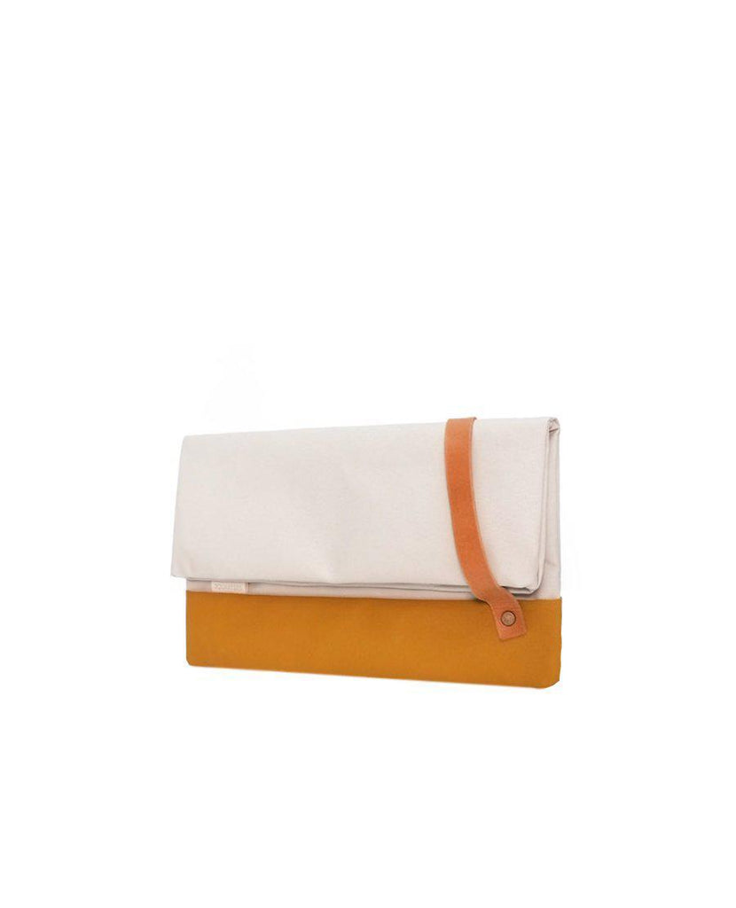 Aequem.com Shop Women's Ethical Fashion & Women's Sustainable Fashion Sophia L clutch bag-Clutches-3QUARTERS