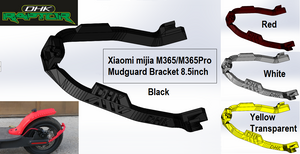 "Xiaomi M365 / M365 Pro 8.5"" Rear Fender Support Bracket"