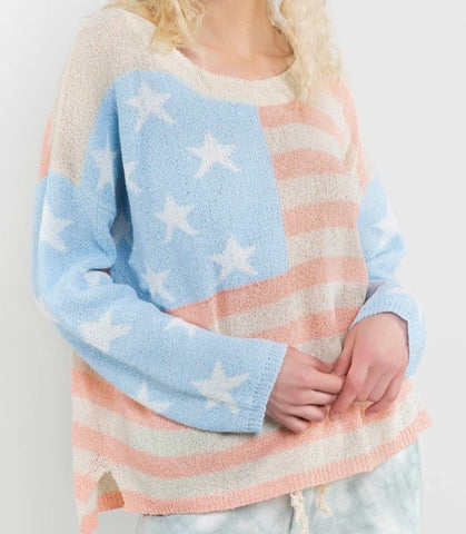 American Girl Pullover