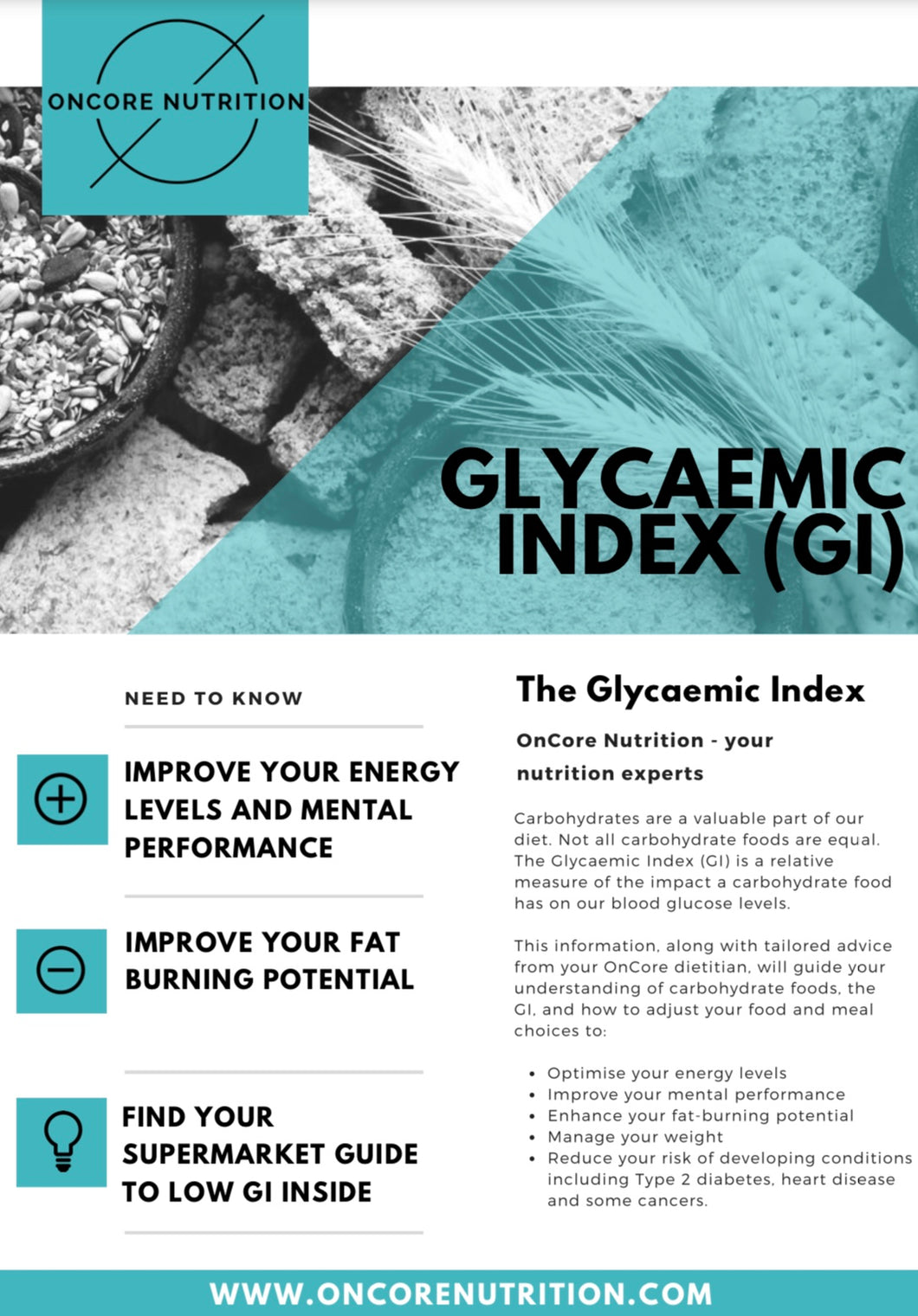 Glycaemic Index Guide