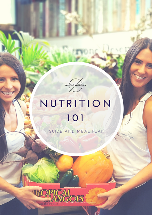 Nutrition 101 Guide