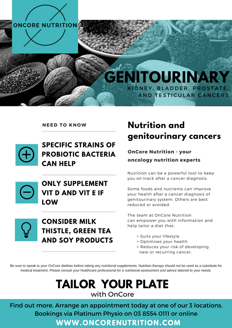 Genitourinary Cancers
