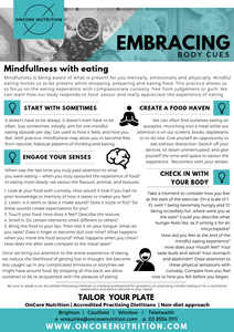 OnCore Nutrition - Mindful Eating