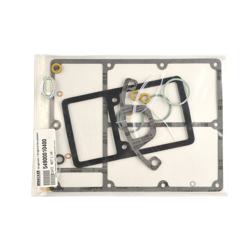 Gasket Set Becker 54900010400