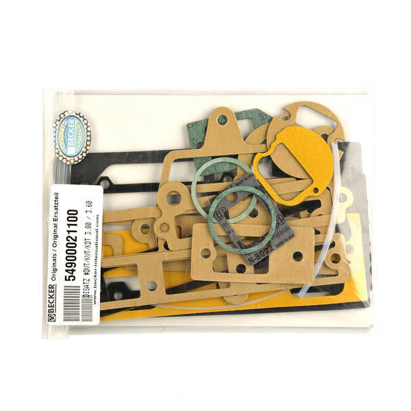 Gasket Set Becker 54900021100