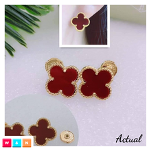 Load image into Gallery viewer, Clover Earings