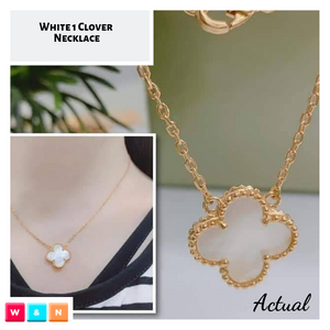 Clover Necklace