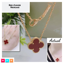 Load image into Gallery viewer, Clover Necklace