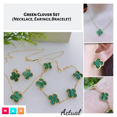 Clover Set Accessories