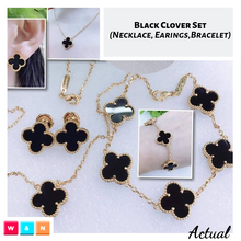 Load image into Gallery viewer, Clover Set Accessories