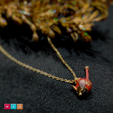 Lucky Charm Necklace ~ Year of the Rat