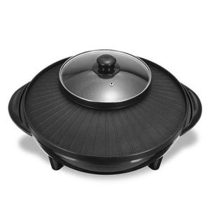 Korean 2 in 1 BBQ Grill Pan